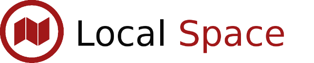 logo local space - gis corporativo municipal